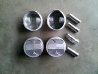 Поршень двигателя 1,3 LIFAN 520 (Лифан 520 LF479Q1-1004012A