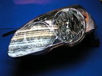 Фара передняя, левая BYD F3 (Бид Ф3), BYDF3-4121100