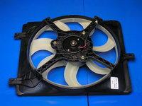 Вентилятор радиатора Geely CK-1 (Джили СК-1), 1602044180