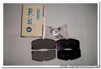 Колодки тормозные передние с АБС Geely CK-1 (Джили СК-1), 3501190005-00(350119000500            )