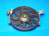 Вентилятор радиатора кондиционера Chery S11 QQ (Чери КУ-КУ), S11-1308030(S111308030              )