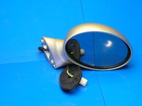 Зеркало правое (электрическое) Chery S11 QQ (Чери КУ-КУ), S11-8202010BA-DQ(S118202010BADQ         )