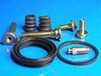 Ремкомплект переднего суппорта  (с направляющими) Chery S11 QQ (Чери КУ-КУ), S11-XLB1ET3501067(S11XLB1ET3501067        )