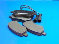 Колодки тормозные, передние Chery Elara  A21 (Чери Элара), A21-6GN3501080BA(A216GN3501080BA         )