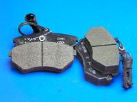 Колодки тормозные, передние Chery Eastar B11  (Чери Истар), B11-6BH3501080(B116BH3501080           )