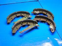 Колодки тормозные задние, Bremsweg, ceramic(city) Chery Amulet  A15 (Чери Амулет), A11-3502170BR(A113502170BR            )