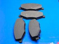 Колодки тормозные, передние Chery Amulet  A15 (Чери Амулет), A15-6GN3501080(A156GN3501080           )