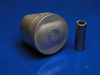 Поршень + пальцы, стандарт, комплект  (4шт) Chery Amulet  A15 (Чери Амулет), 480EF-1004020(480EF1004020            )