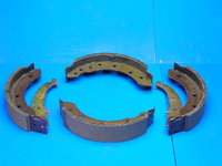 Колодки тормозные, задние Lifan 520 (Лифан 520), L3502101A1