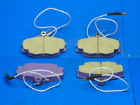 "Колодки тормозные? передние ""Bremsweg"" ceramic (long life) Lifan 520 (Лифан 520), L3501102A1 (L3501102A1 )"