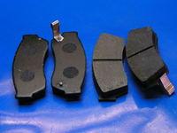 Колодки тормозные передние Chana Benni  CV6060-1600/1501/1502 ( CV6060-1600-1501-1502,CV6060160015011502     )