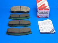 Колодки тормозные задние Toyota Land Cruiser Prado 120, GX470 ( 04466-60090,0446660090               )