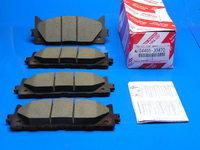 Колодки тормозные передние  CAMRY 40 LEXUS ES240, ES350 ( 04465-33450,0446533450               )