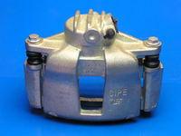 Тормозной суппорт левый, передний Geely Emgrand EC7 (Джили Эмгранд), 1064001720