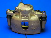 Суппорт тормозной, правый Chery Amulet  A15 (Чери Амулет), A11-6GN3501060(A116GN3501060           )
