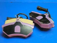 """Колодки тормозные, передние, """"Bremsweg"""" ceramic(long life) Chery Elara  A21 (Чери Элара), A21-6GN3501080BABL(A216GN3501080BABL       )"""