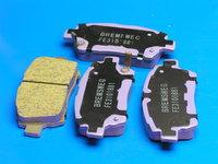 Колодки тормозные передние, <b>BremSWEG</b>, long life BYD F3 (Бид Ф3), BYDF3-3501130BL(BYDF33501130BL          )
