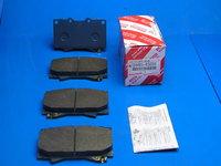 Колодки тормозные передние TOYOTALAND CRUISER 100; Lexus LX470 ( 04465-60220,0446560220               )