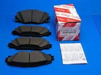 Колодки тормозные передние RAV-4  2005 - 2012 ( 04465-42180,0446542180               )