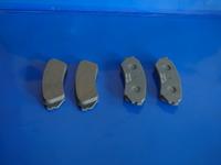 Колодки тормозные задние TOYOTA Land Cruiser 100 ( 04466-60070,0446660070               )