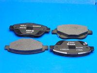 Колодки тормозные, передние Geely Emgrand EC7 (Джили Эмгранд), 1064001724