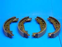 """Колодки тормозные, задние """"Bremsweg"""" ceramic (city) Geely MK-1 (Джили МК-1), 1014003351_BR"""