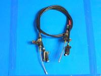 Трос ручника Geely CK-1 (Джили СК-1), 1407041180