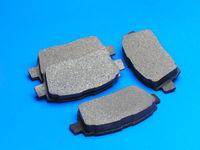 Колодки тормозные передние lifan 620 solano лифан 620 Lifan 620 (Лифан 620), B3501240/1730/1260 (B3501240/1730/1260 )