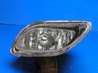 Противотуманка передняя, левая под лампочку BYD F3 (Бид Ф3), BYDF3-4116100(BYDF34116100            )