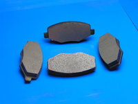 Колодки тормозные передние Chery Jaggi S21 (Чери Джаги), S21-6GN3501080(S216GN3501080           )