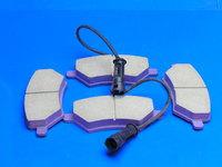 Колодки тормозные, передние Chery Tiggo T11 (Чери Тиго), T11-6GN3501080BA(T116GN3501080BA         )