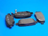 Колодки тормозные передние Lifan X60  SS35001 (  )