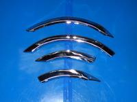 Накладки на арки колес Chery QQ  S11, Чери КьюКью ( ACCESSORIES S11 )