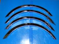 Накладки на арки колес BYD F3, Бид Ф3 ( ACCESSORIES F3 )